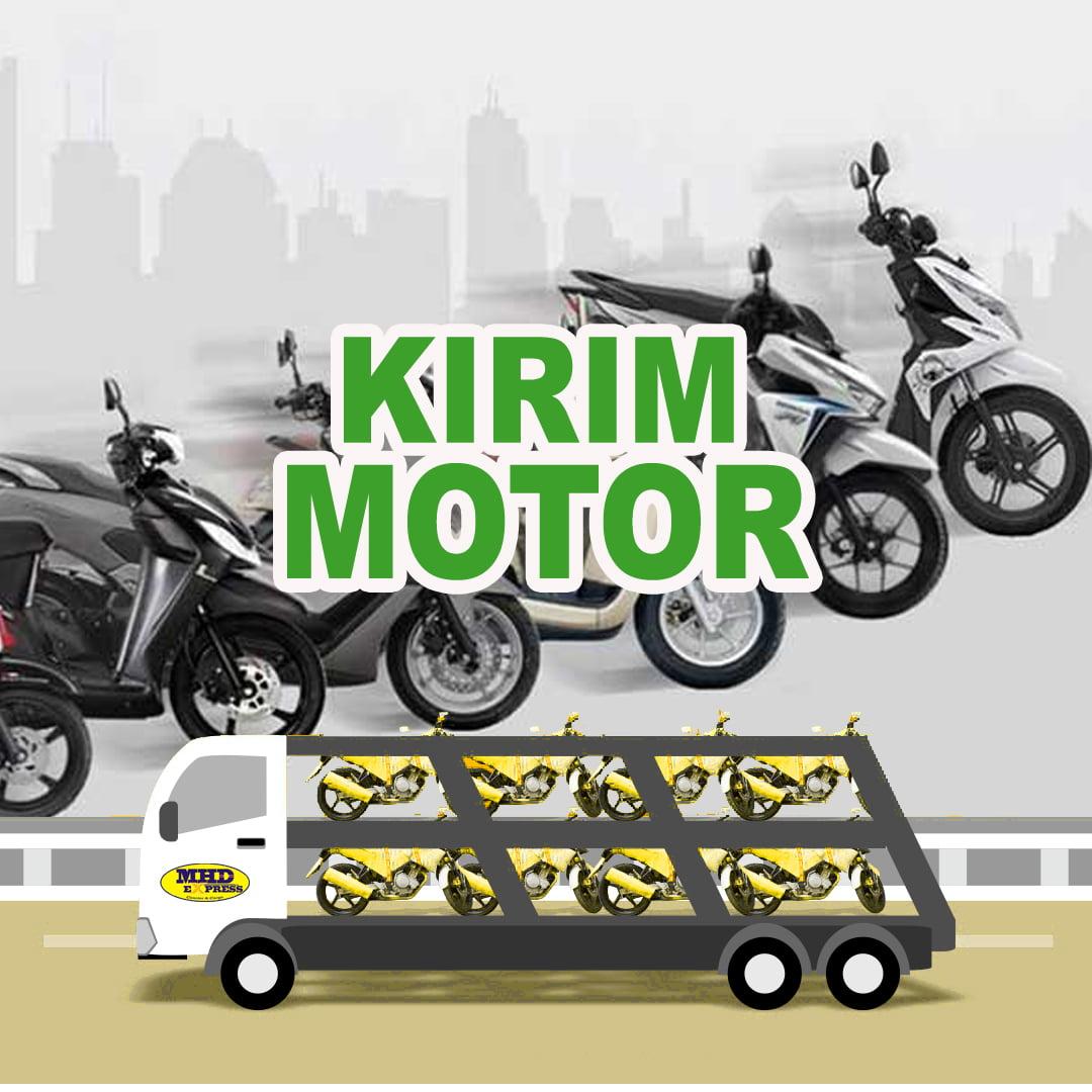 Jasa Kirim Motor