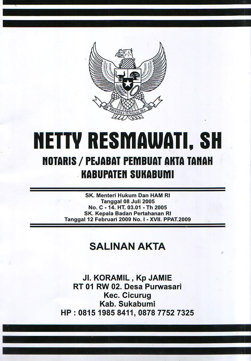 Akta Notaris